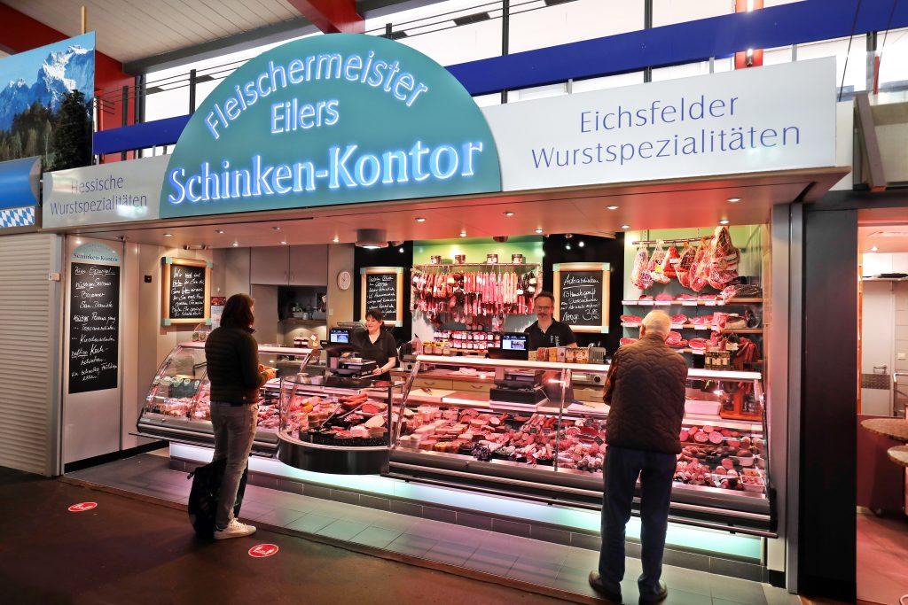 Fleischermeister Eilers